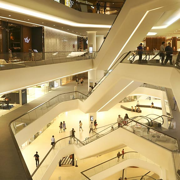 Mall Management Services