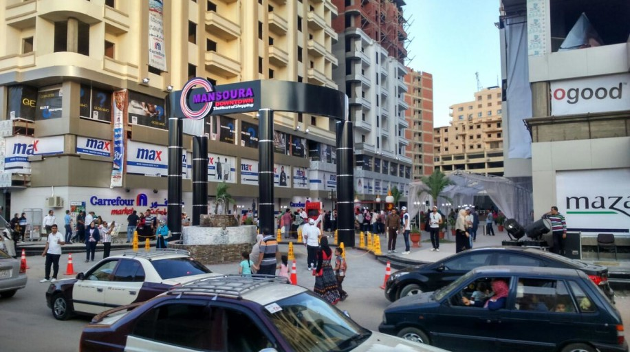 Mansoura Downtown Opening